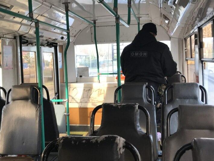 fab9ddbc13e2 В Калининграде пассажиров троллейбуса эвакуировали из-за ...